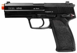 KWA KP45 Pistol with NS2 Gas Blow Back System