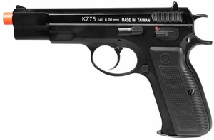 KWA KZ75 Pistol with NS2 Gas Blow Back System