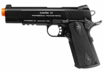 KWA M1911 MK IV PTP Gas Blowback Airsoft Pistol NS2 Training Pistol