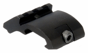 Lancer Tacitcal 45 Degree Light Mount - Black