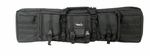 "Lancer Tactical 42"" MOLLE Single Padded Gun Bag, Black"