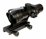 Lancer Tactical 4X32 Full Metal Fiber Optic Green Dot Scope