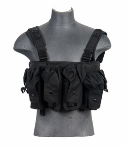 Lancer Tactical AK Chest Rig, Black