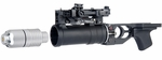 Lancer Tactical AK74U Mountable Grenade Launcher, Gas Grenade Shell Included