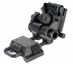 Lancer Tactical CA-709B L4 G24 NVG Mount - Black