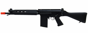 Lancer Tactical Full Metal FAL Carbine AEG Airsoft Gun