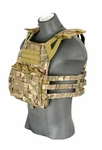Lancer Tactical JPC Jumpable Plate Carrier, Camo
