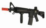 Lancer Tactical M4 CQBR MK18 Combat Ready RIS AEG, REFURBISHED