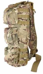 "Lancer Tactical Tactical Shoulder ""Go Pack"" Bag, MultiCam"