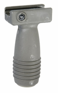 Lancer Tactical Vertical Foregrip w/ Battery Storage, Foliage Green