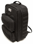 LBX Tactical Black Transporter 2-Day Backpack