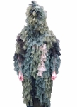 Leafy Woodland Ghillie Suit