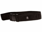 Leapers Heavy Duty Web Belt - Black