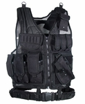 Leapers Tactical Scenario Vest - Black