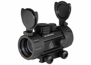 Leapers UTG 30mm Red/Green Dot Sight with Integral Weaver Rail