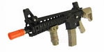 G&P LMT Defender 2000 Full Metal RAS Proline M4 AEG by ASG, Sand