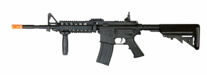 M4 SOPMOD ZM81D Electric Airsoft Rifle with RIS, 375 FPS by CYMA