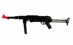 MP40 Style WWII Replica Spring Airsoft Gun