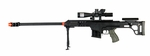M82 Spring Rifle Kit w/ Laser, Flashlight, and Bi-pod
