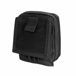 Condor MOLLE MA35 Map Pouch, Black