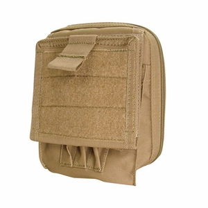 MA35 Map Pouch, Tan