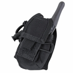 MA56 Hand-Held Radio Pouch, Black