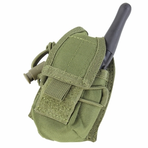 MA56 Hand-Held Radio Pouch, OD Green