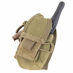 MA56 Hand-Held Radio Pouch, Tan