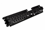 "Madbull Airsoft Daniel Defense 12"" FSP Lite Rail, Black"