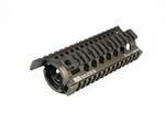 "Madbull Airsoft Daniel Defense Omega 7"" Fee Float RIS, Dark Earth"