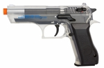 Magnum Research Baby Desert Eagle 941 Clear CO2 Pistol