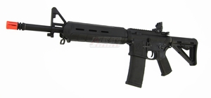 Magpul PTS RM4 Scout ERG Airsoft Gun by KWA, Electric Recoil M4
