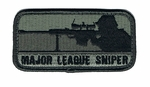 Major League Sniper Patch, Dark ACU