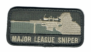Major League Sniper Patch, Light ACU