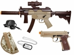 Marines Airsoft Task Force 6 Airsoft Kit by Crosman