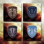 Medal of Honor Warfighter Complete 4-piece Patch Set