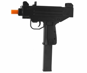 Micro UZI Full Auto Electric Airsoft Pistol by Firepower