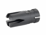 MK36 Style Flash Hider, Full Metal, 14mm CCW