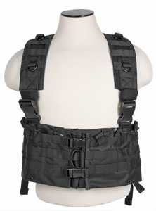 NcStar AR Chest Rig, Black