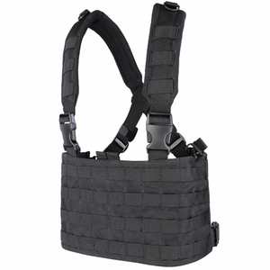 Condor OPS MOLLE Chest Rig, Black