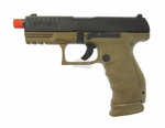 Walther PPQ Gas Blowback Airsoft Pistol Limited Edition