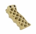 Pro Defense Pistol Grip Foregrip, Tan