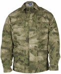 Propper BDU 4-Pocket Coat, 65/35 Ripstop, ATACS FG