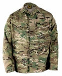 Propper BDU 4-Pocket Coat, 65/35 Ripstop, MultiCam