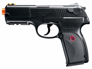Ruger P345PR CO2 Airsoft Pistol, Black