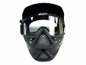 SCOTT USA Full-Face Airsoft/Paintball Mask