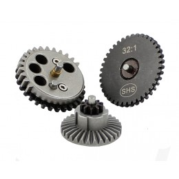 SHS 32:1 Gears Ultra High Torque Airsoft AEG Gear Set