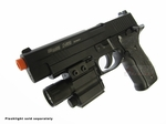 SIG Sauer P226 X5 Full Metal Co2 Blowback Airsoft Pistol