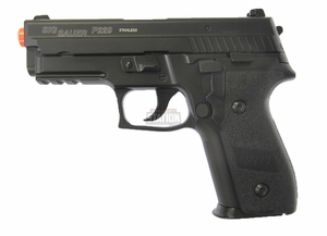 SIG Sauer P229 Full Metal Blow Back Green Gas Airsoft Pistol