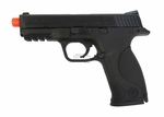 Smith & Wesson M&P 9 Full Size Gas Blowback Airsoft Pistol by VFC, Full/Semi Auto - REFURBISHED